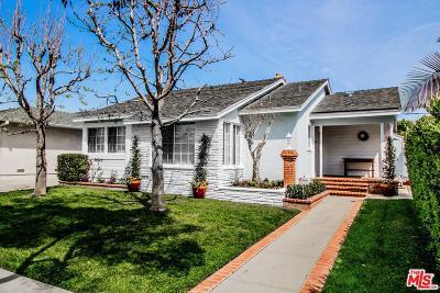 Long Beach Single Family Home Active Under Contract: 2812 Monogram Avenue