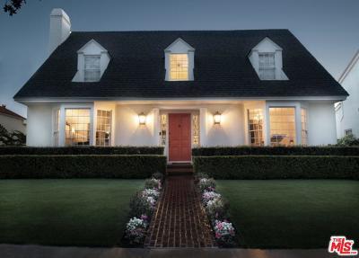 Single Family Home For Sale: 3956 Hepburn Avenue