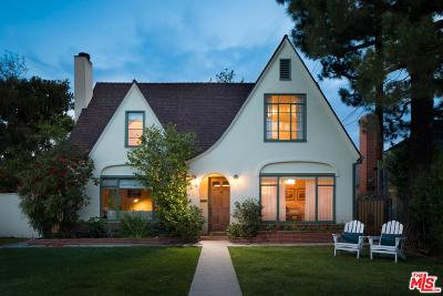 Glendale Single Family Home Active Under Contract: 1810 Bel Aire Drive