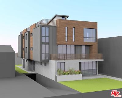 West Hollywood Residential Lots & Land For Sale: 1017 North Gardner Street