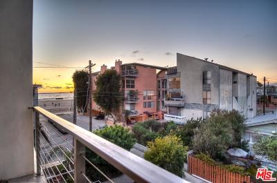 Marina Del Rey Condo/Townhouse For Sale: 20 Ironsides Street #16