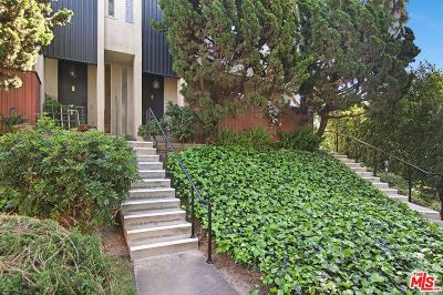 Culver City Condo/Townhouse For Sale: 11260 Overland Avenue #19H