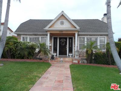 Los Angeles Single Family Home For Sale: 1530 South Genesee Avenue