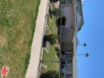 Compton Single Family Home For Sale: 15609 South Haskins Avenue