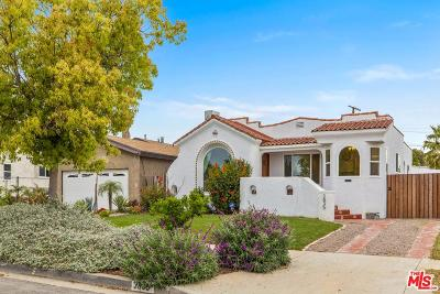 Single Family Home Active Under Contract: 3835 West 59th Street