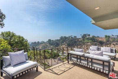 Los Angeles Single Family Home Active Under Contract: 11284 Chalon Road