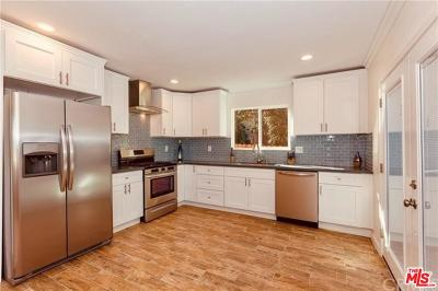 Los Angeles Single Family Home Active Under Contract: 3848 Woolwine Drive