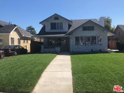 Single Family Home For Sale: 5708 11th Avenue