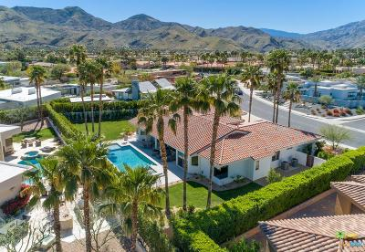 Palm Springs Single Family Home For Sale: 780 East Bogert Trails