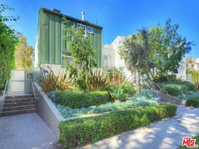 Santa Monica Condo/Townhouse For Sale: 938 Lincoln #1