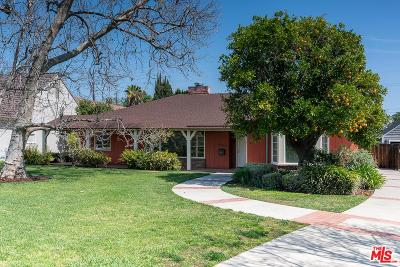 Van Nuys Single Family Home For Sale: 6224 Orion Avenue