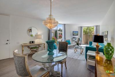 Palm Springs Condo/Townhouse For Sale: 229 West Stevens Road