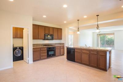 Indio Single Family Home Active Under Contract: 42366 Hideaway Street