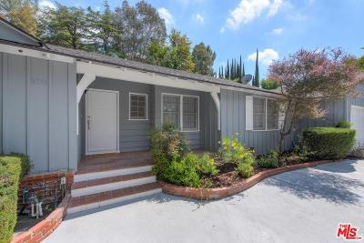 Tarzana Single Family Home For Sale: 5244 Vanalden Avenue