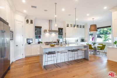 Los Angeles Single Family Home Active Under Contract: 3568 Veteran Avenue