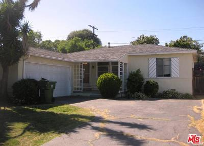 Single Family Home Active Under Contract: 11749 Palms