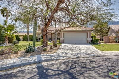 Palm Springs Single Family Home Active Under Contract: 1563 Lorena Way