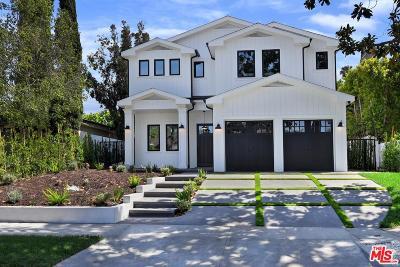 Studio City Single Family Home Active Under Contract: 4104 Kraft Avenue