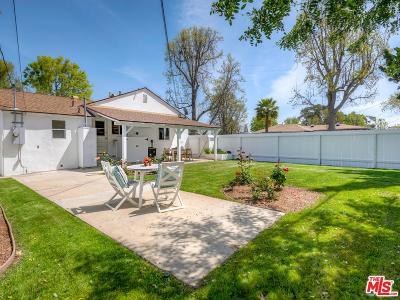 Single Family Home For Sale: 7569 Midfield Avenue