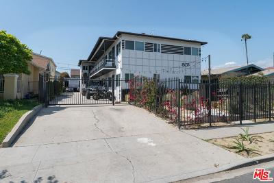 Los Angeles County Residential Income For Sale: 1507 3rd Avenue