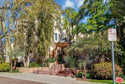Sherman Oaks Condo/Townhouse Active Under Contract: 14347 Albers Street #301