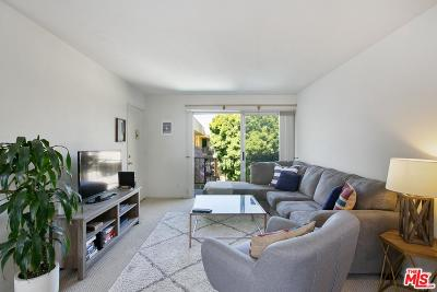 Santa Monica Condo/Townhouse For Sale: 2311 4th Street #309