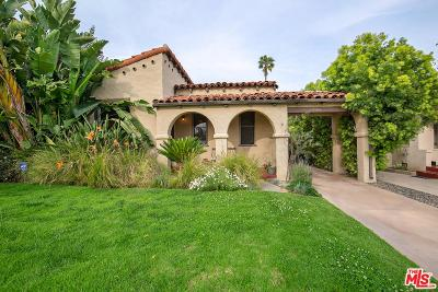 Los Angeles County Single Family Home Active Under Contract: 2214 Selby Avenue