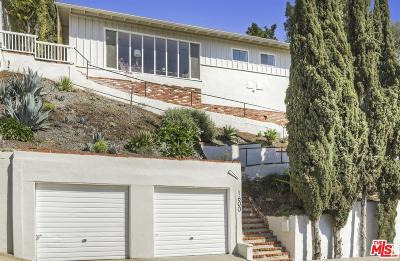 Glendale Single Family Home For Sale: 1600 Marion Drive