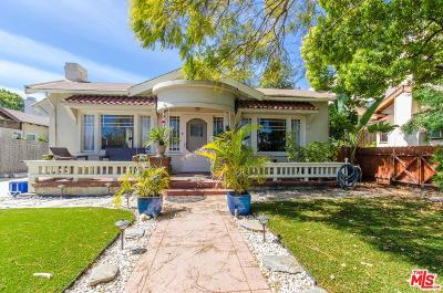 Single Family Home For Sale: 1467 Wellesley Avenue