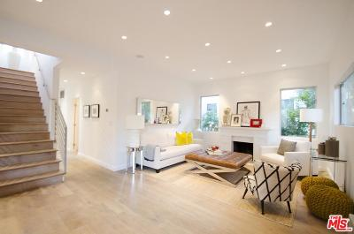 West Hollywood Single Family Home For Sale: 9028 Dicks Street