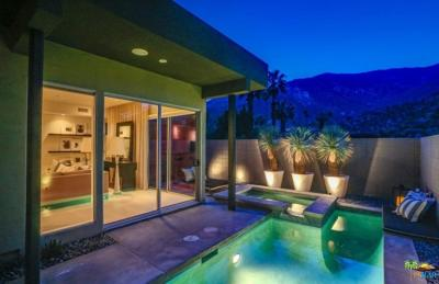 Palm Springs Condo/Townhouse Active Under Contract: 2823 South Palm Canyon Drive