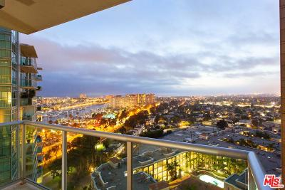 Marina Del Rey Rental For Rent: 13700 Marina Pointe Drive #1709