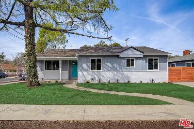 Sunland Single Family Home Active Under Contract: 10701 Floralita Avenue