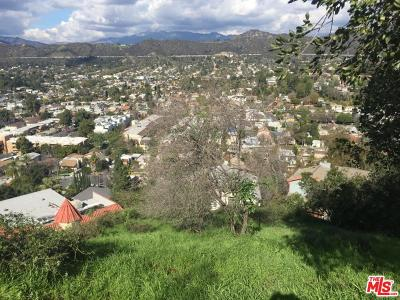 Eagle Rock Residential Lots & Land For Sale: 1510 Wildwood Drive