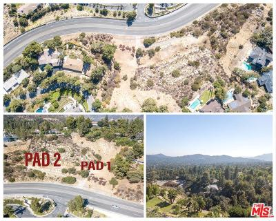 La Canada Flintridge Residential Lots & Land For Sale: 5401 Angeles Crest Highway