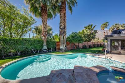 Palm Springs Single Family Home For Sale: 1125 East Louise Drive
