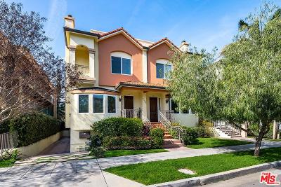 Toluca Lake Condo/Townhouse Active Under Contract: 4125 West Hood Avenue #102
