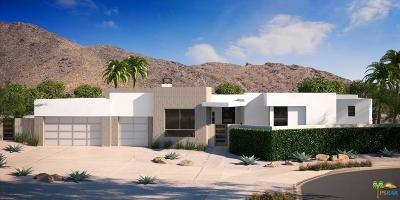 Palm Springs Single Family Home For Sale: 591 Athena