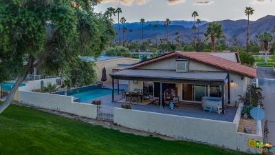 Palm Desert Single Family Home For Sale: 46080 Burroweed Lane