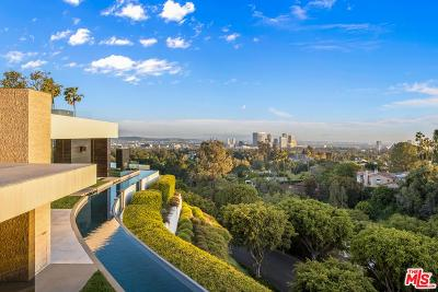 Beverly Hills Single Family Home For Sale: 1201 Laurel Way