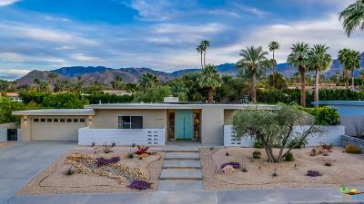 Palm Desert Single Family Home Active Under Contract: 72709 Bel Air Road
