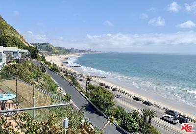 Pacific Palisades Condo/Townhouse Active Under Contract: 17015 Pacific Coast Highway #10