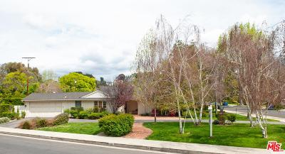 Woodland Hills Single Family Home Active Under Contract: 5036 San Feliciano Drive