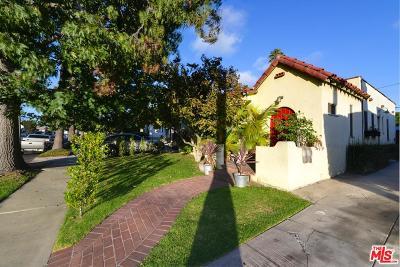 Venice Single Family Home For Sale: 1118 Grant Avenue