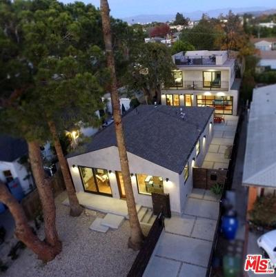 Culver City Single Family Home Active Under Contract: 4720 Campbell Drive