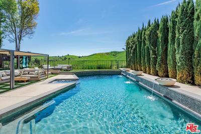 Calabasas CA Single Family Home Active Under Contract: $1,299,000