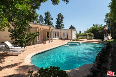 Beverly Hills Single Family Home For Sale: 1043 Loma Vista Drive