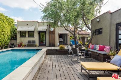 Los Angeles County Single Family Home For Sale: 745 North Spaulding Avenue