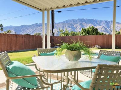 Palm Springs Single Family Home Active Under Contract: 2101 North Viminal Road