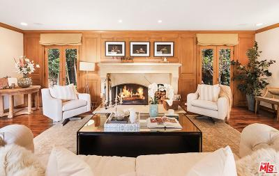 Los Angeles County Single Family Home For Sale: 966 Stone Canyon Road
